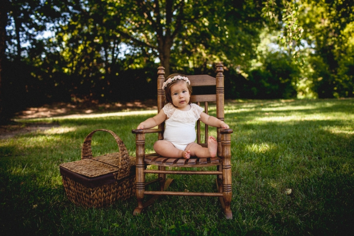Fossil Photography- Everly one year-11