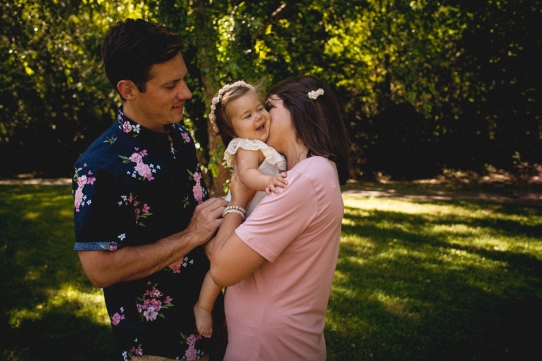 Fossil Photography- Everly one year-23